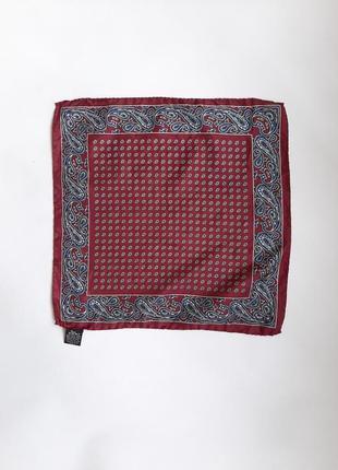 Шовк, платок, хустинка, носовичок, маленька, для кишені, пейслі