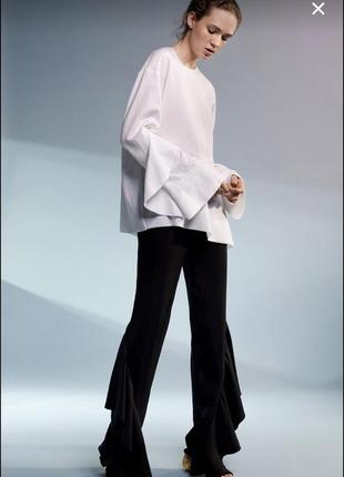 Блуза из смесового шелка h&m studio collection 💞😍