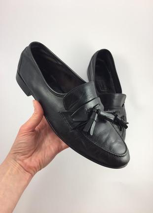 Bally кожаные туфли оригинал