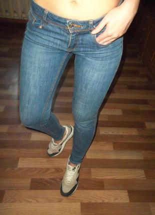 Брендовые джинсы zara