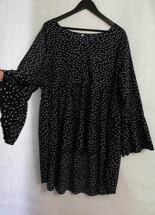 Туника блуза батал большой размер