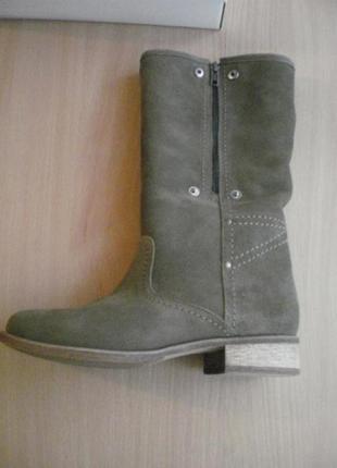 Ботинки-сапоги зима-осень