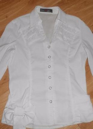 Блуза стрейчива