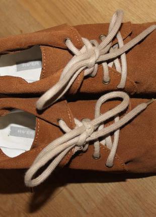 Кожаные ботинки river island3