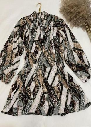 Платье h&m туника