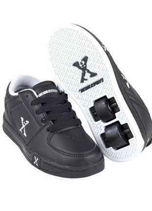 Роликовые кроссовки ролики heelys sidewalk sports