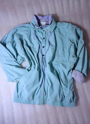 Куртка с подкладкой adidas.