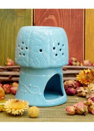 Аромалампа керамическая гриб