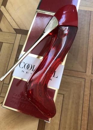 Cool girl red туфелька 40 мл