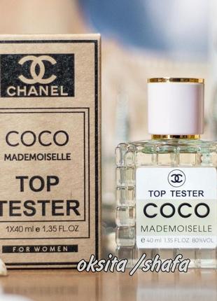 💖сосо mademoiselle 💖мини парфюм тестер духи 40 мл