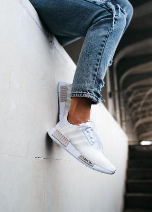 Жіночі кросівки adіdas nmd r1 адідас
