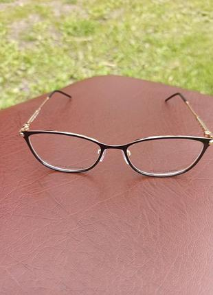 Очки, оправа tommy hilfiger , original