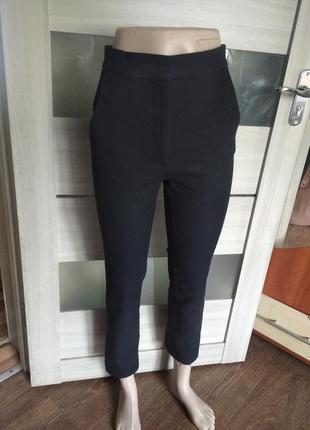 ❤️шикарные леггинсы джегинсы джинсы укороченые  cos