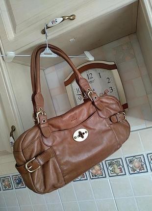 Брендовая кожаная сумка adax.оригинал.