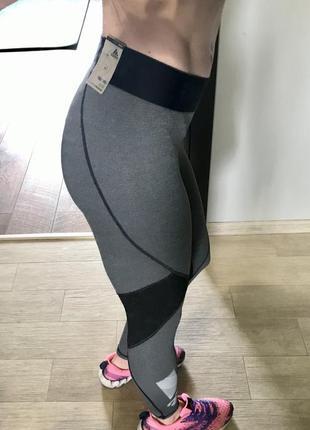 Спортивные лосины adidas размер s