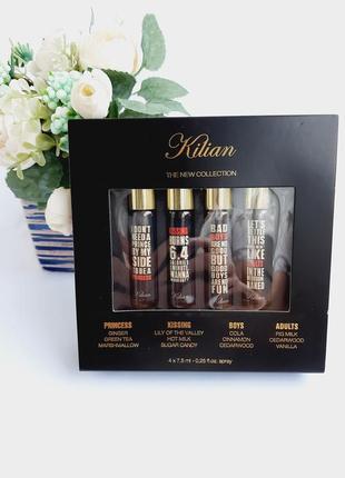 ❣акция!!!❣набор kilian the new collection by kilian my kind of love  set 4 х 7.5 ml духи2 фото