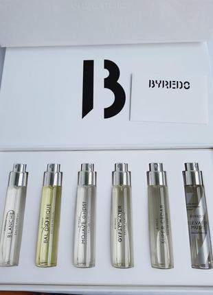 ❣набор byredo la selection travel eau de parfum gift set духи парфюмерная вода