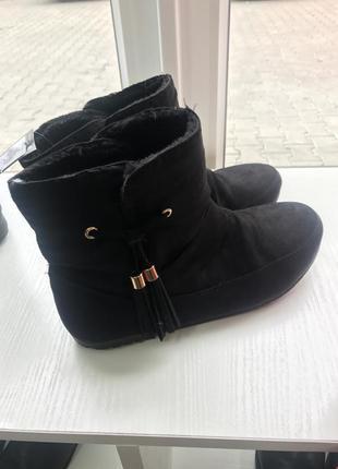Зимові чобітки 499 грн👢