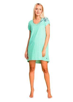 Женская сорочка для дома тм key lnd 915 a20