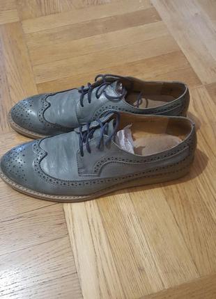 Туфли броги турция