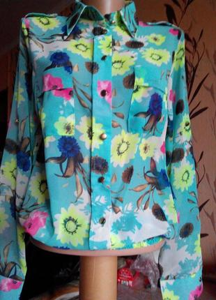 Шифоновая блуза 40 евро