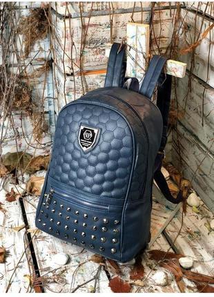 Вместительный рюкзак, очень стильный и качественный