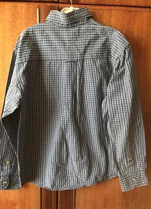 Рубашка для мальчика фирмы l.o.g.g