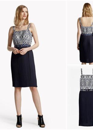 Идеальное платье с юбкой плиссе