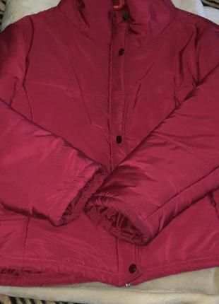 Курточка красная🛍