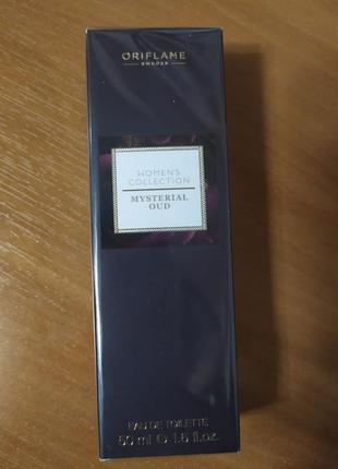Oriflame women's collection mysterial oud