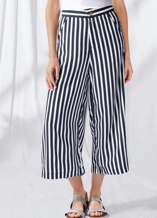 Летние брюки кюлоты s 36 euro esmara германия