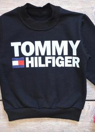 """✅ кофта для мальчиков """"tommy hilfiger"""" томми хилфигер (рост 86-92,92-98)"""
