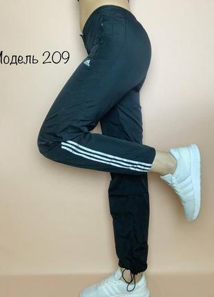 Классные летние штанишки из плащовки😎
