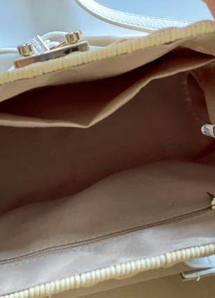 Плетёная сумка5 фото