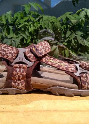 Трекинговые сандали босоножки karrimor amazon sandals 46р