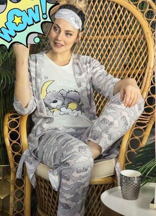🌺 пижама женская. набор для сна 🌺