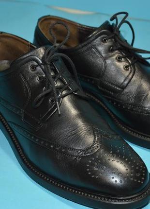 Мужские  кожаные  туфли  lloyd