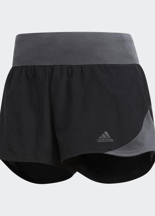 Шорты женские для бега adidas fl9017