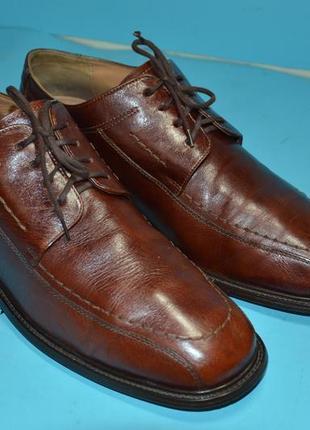 Мужские  кожаные  туфли  gallus  (austria)
