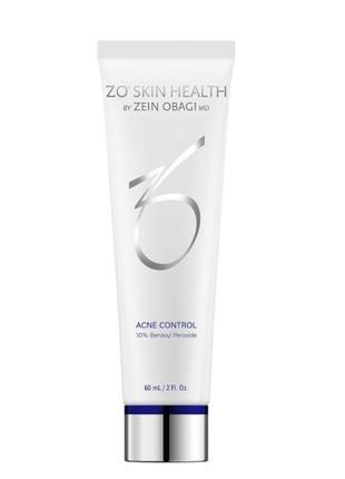 Крем для кожи лица с акне zein obagi zo skin health acne control creme 10ml