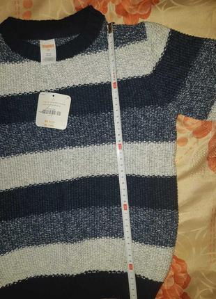 Яркий, красивый свитер на мальчика  5-6 лет2 фото
