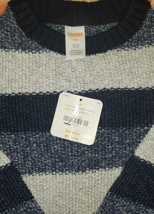 Яркий, красивый свитер на мальчика  5-6 лет3 фото