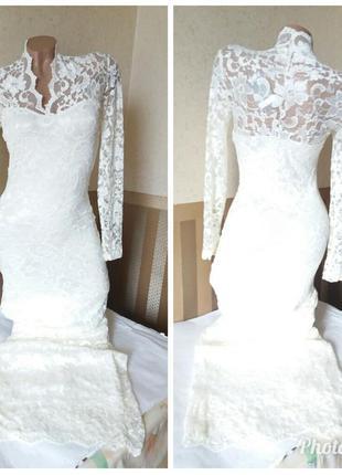 Платье john zack.