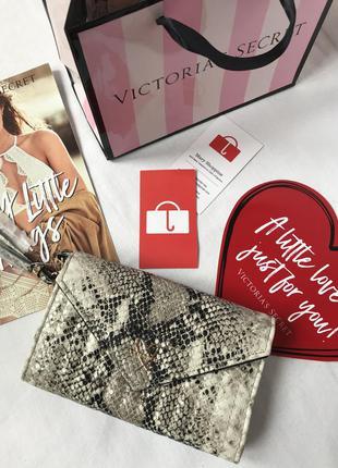 Кошелек клатч чехол для телефона victoria's secret