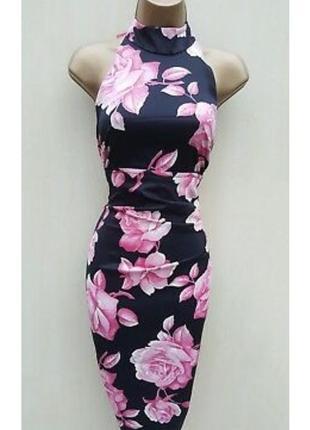 Сукня karen millen квітковий принт