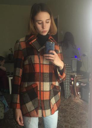 Супер шерстяное пальто