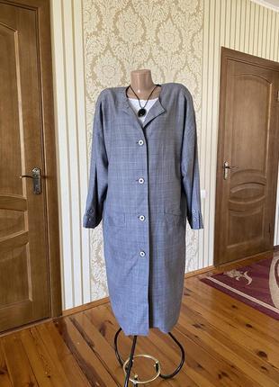 Givenchy люкс бренд фирменный кардиган тренч пиджак шерсть винтаж