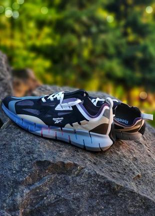 Reebok мужские кроссовки текстиль, дышащие летние кроссовки