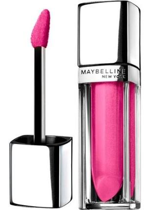 Жидкая помада maybelline сolor elixir, 110 - hibiscus haven