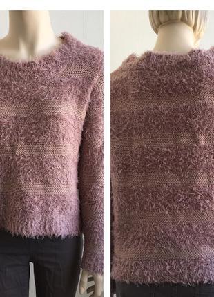 Милый свитер травка love knitwear